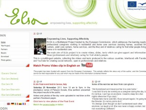 Elsa – Empowering Lives, Supporting Affectivity